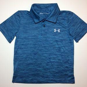 Under Armour HeatGear Polo Shirt!